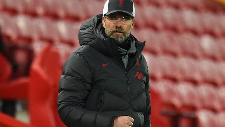 Reagimi i Kloppit pas humbjes nga Atalanta në Anfield