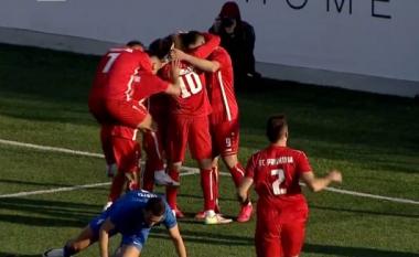 Prishtina merr fitore komode në udhëtim te Llapi