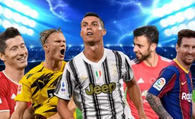 Ronaldo ka shënuar më së shumti gola deri më tani në këtë vit në top pesë ligat evropiane