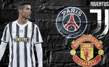 Ronaldo do të përcaktojë të ardhmen e tij – derisa lidhet me një kalim te PSG ose United