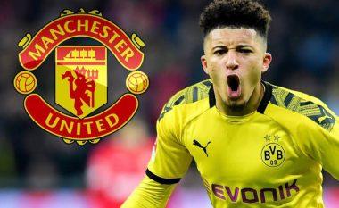 Manchester Unitedi bën ofertën e parë zyrtare për Sanchon, por pritet të refuzohet nga Dortmundi