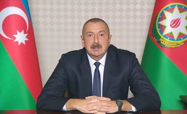 Presidenti azerbajxhanas njofton arritjen e marrëveshjes me Armeninë