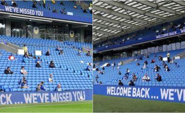 Nga java e ardhshme klubet nga Liga Premier do të kenë tifozë në stadiume