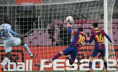 Barcelona nuk arrin të fitojë, barazon me Valencian