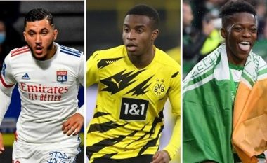 Jo vetëm Moukoko: 15 yje të ardhshëm që nuk kanë mbushur ende 18 vjeç, por pritet ta sundojnë botën e futbollit me talentin e tyre