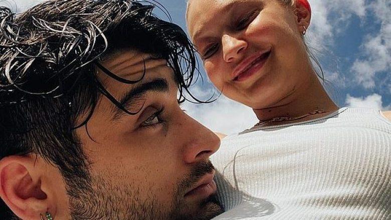 Gigi Hadid dhe Zayn Malik Foto: DailyMail