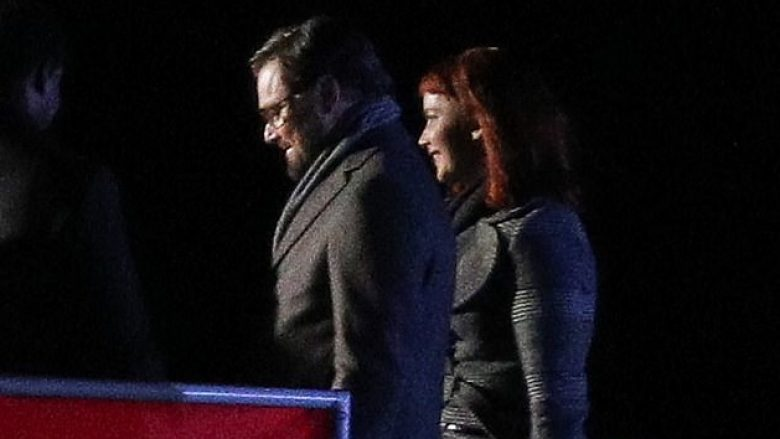 Leonardo DiCaprio dhe Jennifer Lawrence Foto: DailyMail