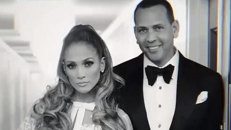 Jennifer Lopez dhe Alex Rodriguez Foto: Instagram