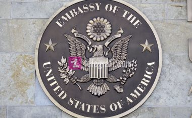 Ambasada e SHBA-së: Kosova dhe Serbia të përmbahen dhe t'i ulin tensionet menjëherë