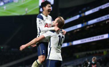 Vazhdon 'fundosja' e Arsenalit - Tottenhami fiton me golat e Son e Kanes në derbin londinez