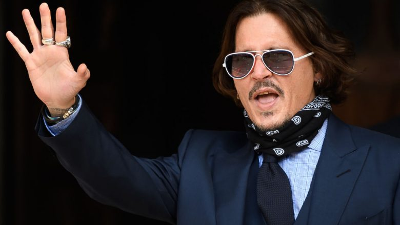 Johnny Depp (Foto: Leon Neal/Getty Images/Guliver)