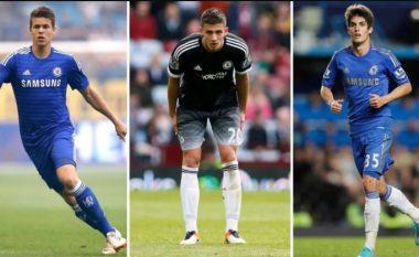 Chelsea ende i ka nën kontratë – këta janë 11 lojtarët që ju mund t'i keni harruar, por janë ende pjesë e gjigantit anglez