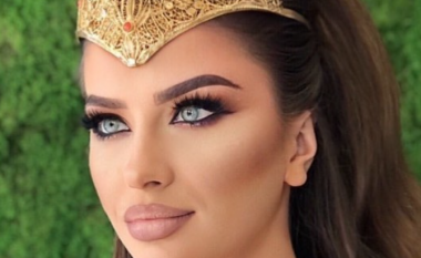 """Behare Maksutaj shpallet """"Miss Shqiptarja në Botë 2020"""""""