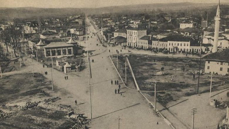 Tirana më 1920