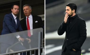 Arteta një ndeshje larg shkarkimit nga Arsenali – humbja e radhës në shtëpi do e përshëndet spanjollin me The Gunners