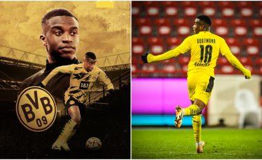 Moukoko, vazhdon ta shkruajë historinë në futbollin gjerman – bëhet shënuesi më i ri në Bundesligë