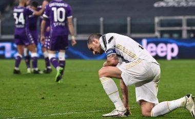 Fiorentina e njofton me humbje Juventusin, e mposht bindshëm në Allianz Stadium