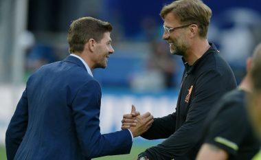 Gerrard shfaq ambicien: Po, dua të jem menaxher i Liverpoolit