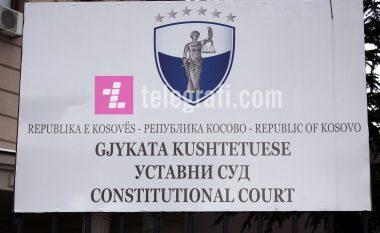 Kushtetuesja hedh poshtë votën e deputetit Arifi, vendi shkon në zgjedhje