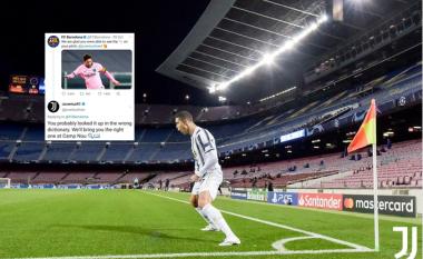 Juventusi thumbon Barcelonën: E mbajtëm fjalën, ua sollëm mbretin e futbollit