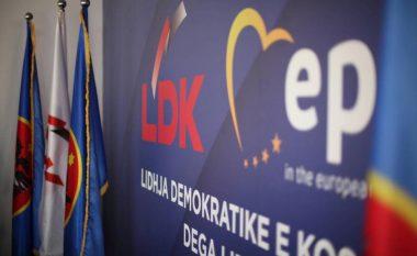 LDK reagon ndaj propozimit për pagesën e rrymës për serbët: Qeveria Kurti po ndërmerr veprime që i kundërshtonte si opozitë