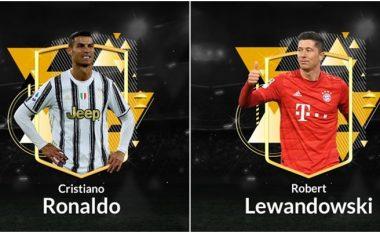 Cristiano Ronaldo shpallet lojtari i shekullit – Lewandowski merr atë të vitit