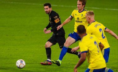 Cadiz 2-1 Barcelona, notat e lojtarëve - Messi befasisht më i vlerësuari