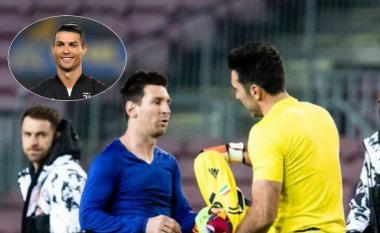 Barcelona thumbon Ronaldon – cilëson Messin dhe Buffonin si dy më të mëdhenjtë e futbollit botëror