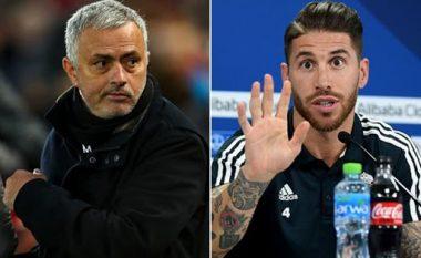Mourinho tenton ta bind Ramosin që t'i bashkohet te Tottenhami