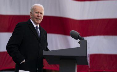 Joe Biden mban fjalimin e parë pas betimit si president: Kjo është dita e Amerikës