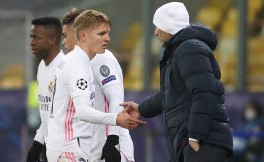 Martin Odegaard ka kërkuar largimin nga Real Madridi