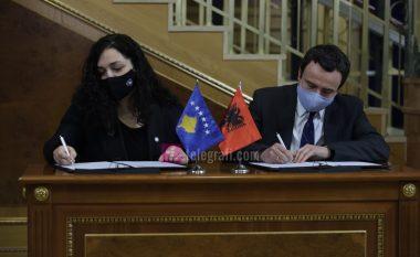 Zyrtare, lista e Vjosa Osmanit garon së bashku me LVV-në e Kurtit në zgjedhjet e 14 shkurtit