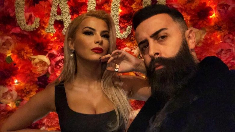 Marina Vjollca dhe Getoar Selimi Foto: Instagram