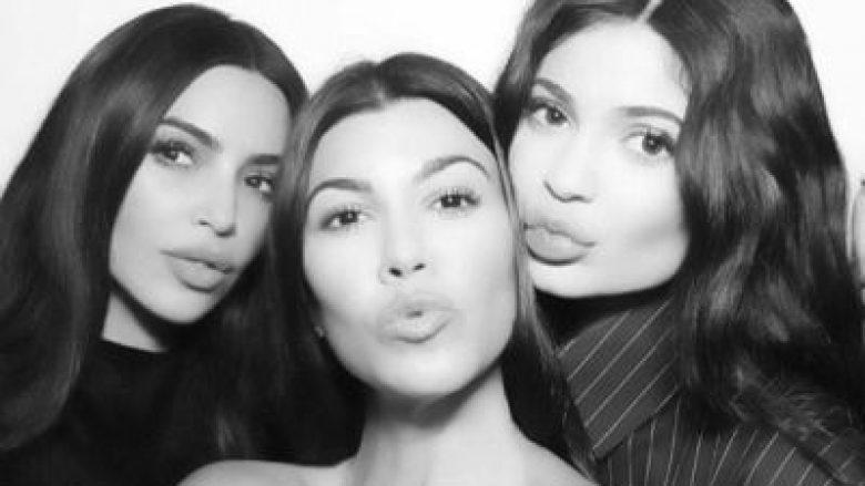 Kim, Kourtney dhe Kylie Foto: Pinterest