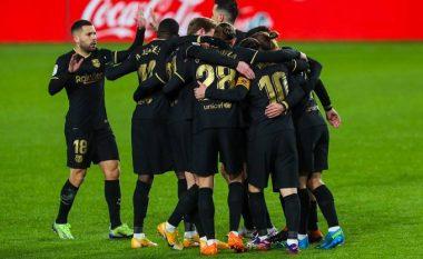 Barcelona fiton thellë të Granada, shkëlqejnë dyshja Messi-Griezmann