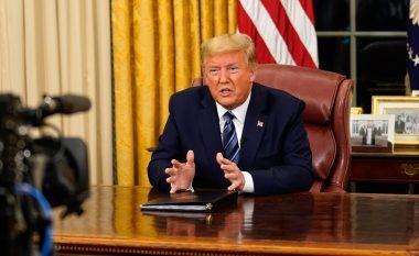 Donald Trump, si president i drejtohet për herë të fundit kombit amerikan