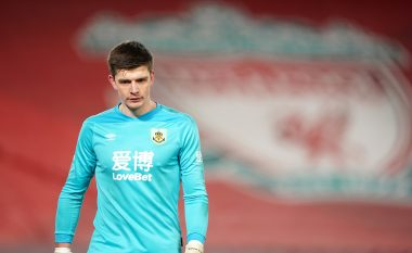 Notat e lojtarëve, Liverpool 0-1 Burnley: Portieri Pope lojtar i ndeshjes