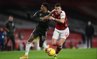 Arsenali dhe Manchester Unitedi ndahen në paqe në derbin e javës në Ligën Premier