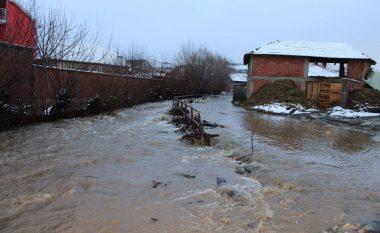 Shpallet gjendje të emergjencës civile në Vushtrri për shkak të rrezikut nga vërshimet