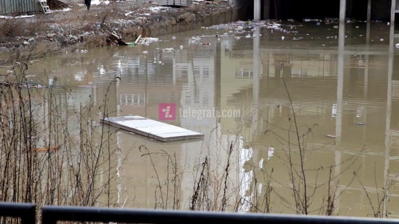 Vërshimet dhe dëmet në Fushë Kosovë /Foto: Ridvan Slivova