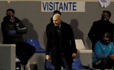 Zidane pas eliminimit nga Alcoyano: Përgjegjësia është e imja, të shohim se çfarë do të ndodhë në ditët në vijim