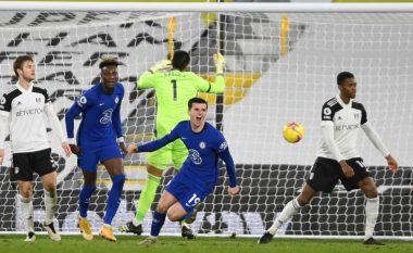 Chelsea i kthehet fitores pas tri ndeshjeve, triumfon më vështirësi ndaj Fulhamit