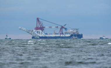 SHBA-ja vendos sanksione ndaj anijes ruse 'Fortuna' në projektin e gazsjellësit 'Nord Stream II'