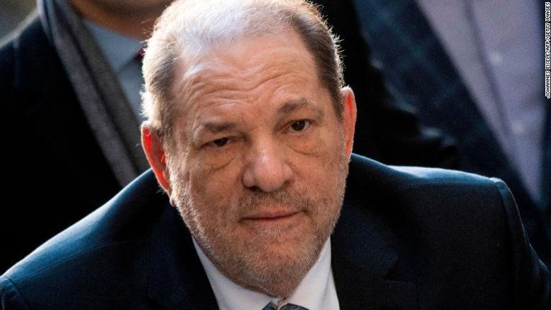 Harvey Weinstein në shkurt të vitit 2020. (Foto: CNN)