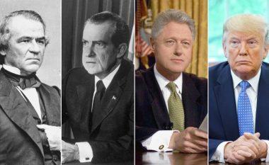 Donald Trump nuk është i vetmi - çfarë ndodhi në të kaluarën me presidentët që u fajësuan?