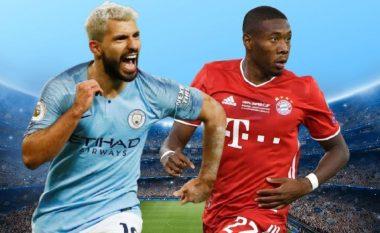 Barcelona dëshiron transferimin e dy yjeve, Aguero dhe Alaba