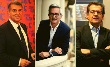 Zgjedhjet në klubin e Barcelonës për president: Në garë mbesin zyrtarisht vetëm tre kandidatë
