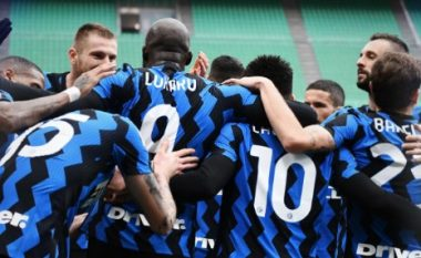 Interi e nis vitin me goleadë ndaj Crotones dhe rrëmben pozitën e parë - Lautaro shkëlqen me het-trik