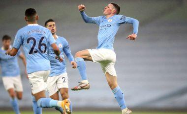Man City fiton ndaj Brightonit dhe vazhdon ngjitjen në tabelën e Ligës Premier
