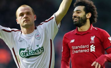 Legjenda e Liverpoolit, Murphy zbulon emrat e dy yjeve që mund ta zëvendësojnë Salahun nëse largohet